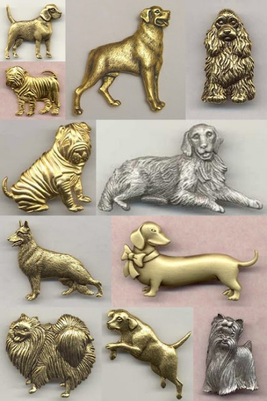 Cheap Dog Pins